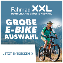 Fahrrad XXL Banner