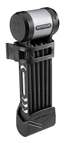 Kryptonite Fahrradschloss KryptoLok 685 Foldable (5mm/85cm), black, 85 cm, 3500456