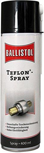 Ballistol 82189 Technische Produkte Teflon Spray 400 ml, 25607