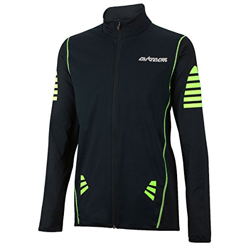 Airtracks Thermo Funktions Fahrradtrikot Lang...