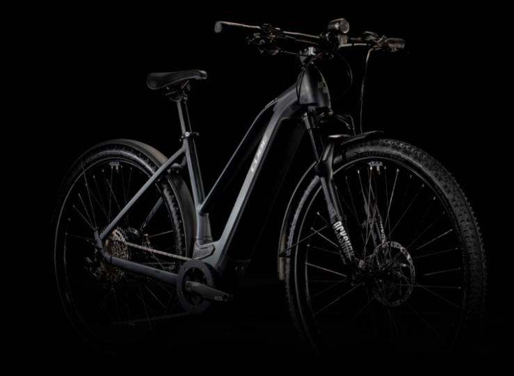 Modernes e Bike/Pedelec: Cross Hybrid SL 625 Allroad von Cube