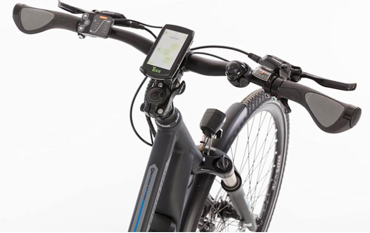FISCHER ETH 1861.1 Herren Trekking E-Bike RH 55 Lenker