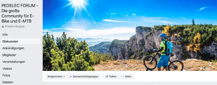 pedelec forum e bike