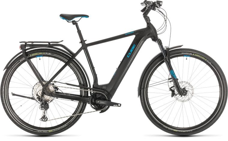 CUBE Trekking E-Bikes für Herren