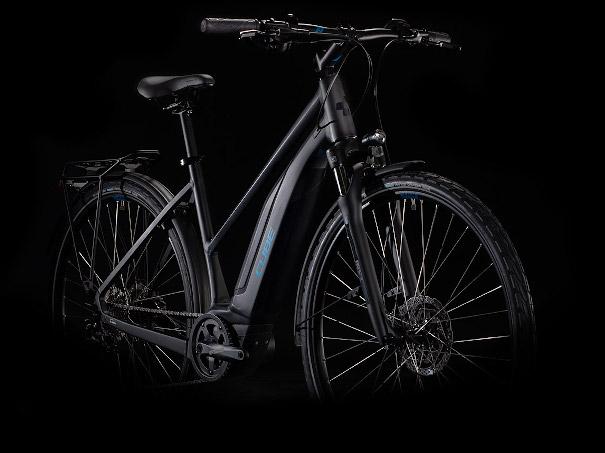 CUBE Trekking E-Bikes Hybrid One 400