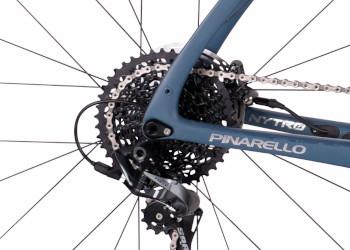 Pinarello Gravel Bike Schaltung