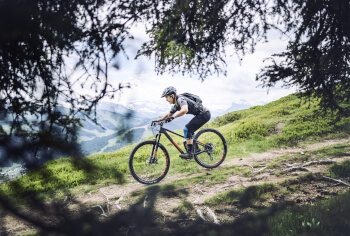 Downhill mit E-Bike