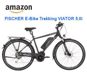 Fischer Amazon Werbung