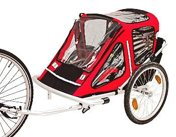E-Bike Kinderanhänger