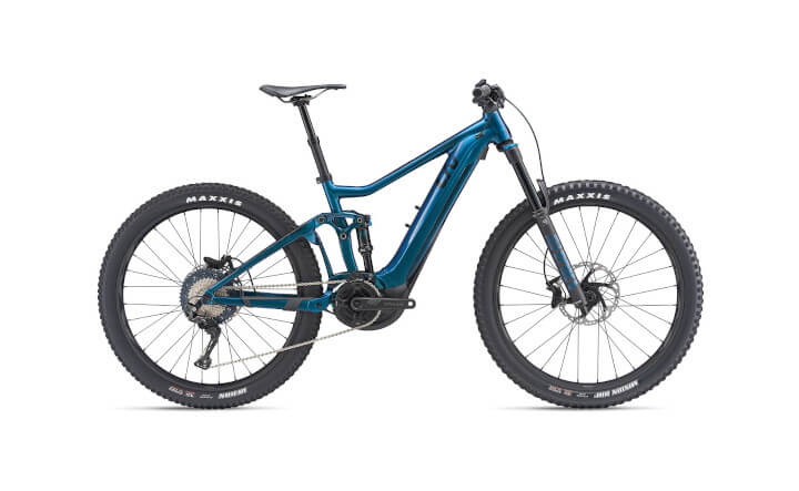 Liv Intrigue E+ 1 Pro Ebike Corona