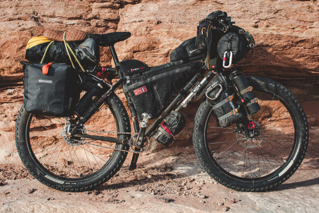 Bikepacking Ausrüstung