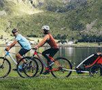 Fahrradanhänger fürs E-Bike