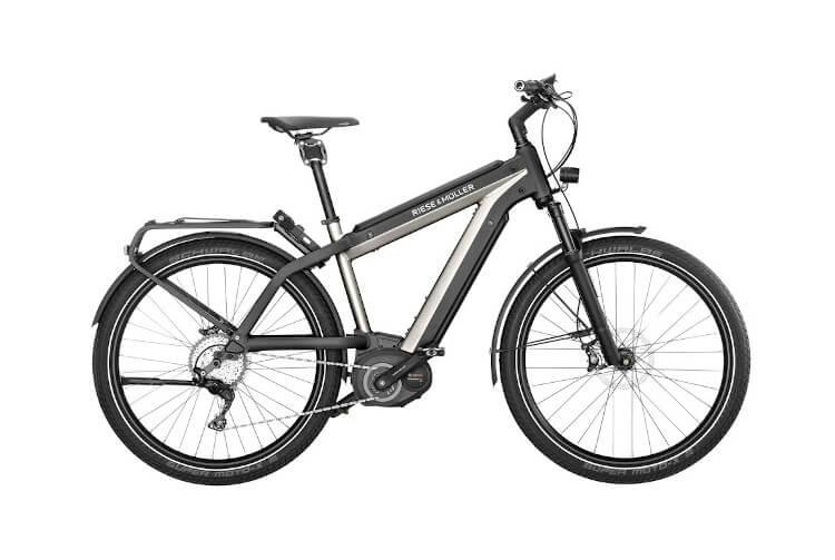 E Bikes für Übergewichtige Riese und Müller