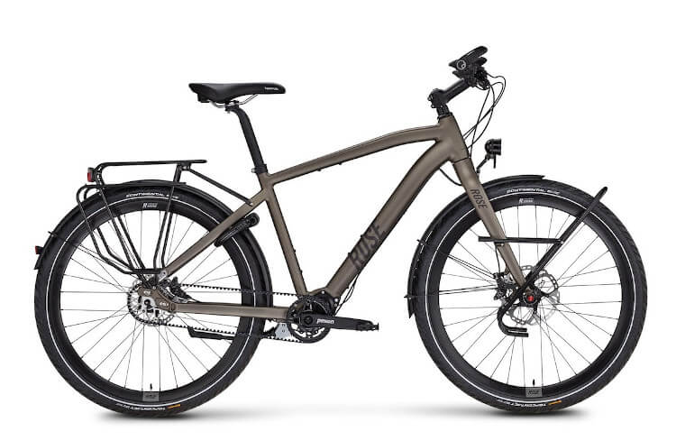 e-bike von Rose